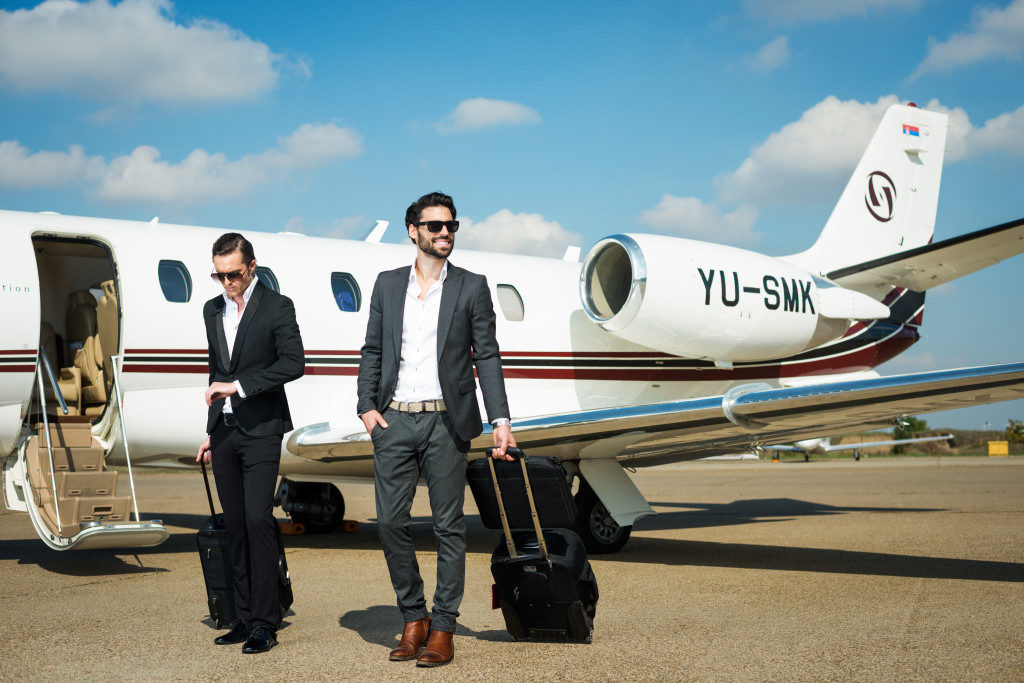Corporate Aircraft Charter